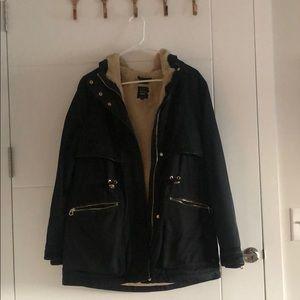 Zara Black outerwear